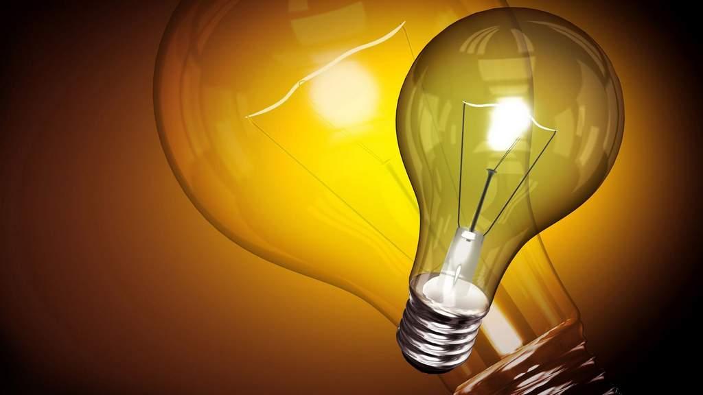 Теплый свет лампы накаливания