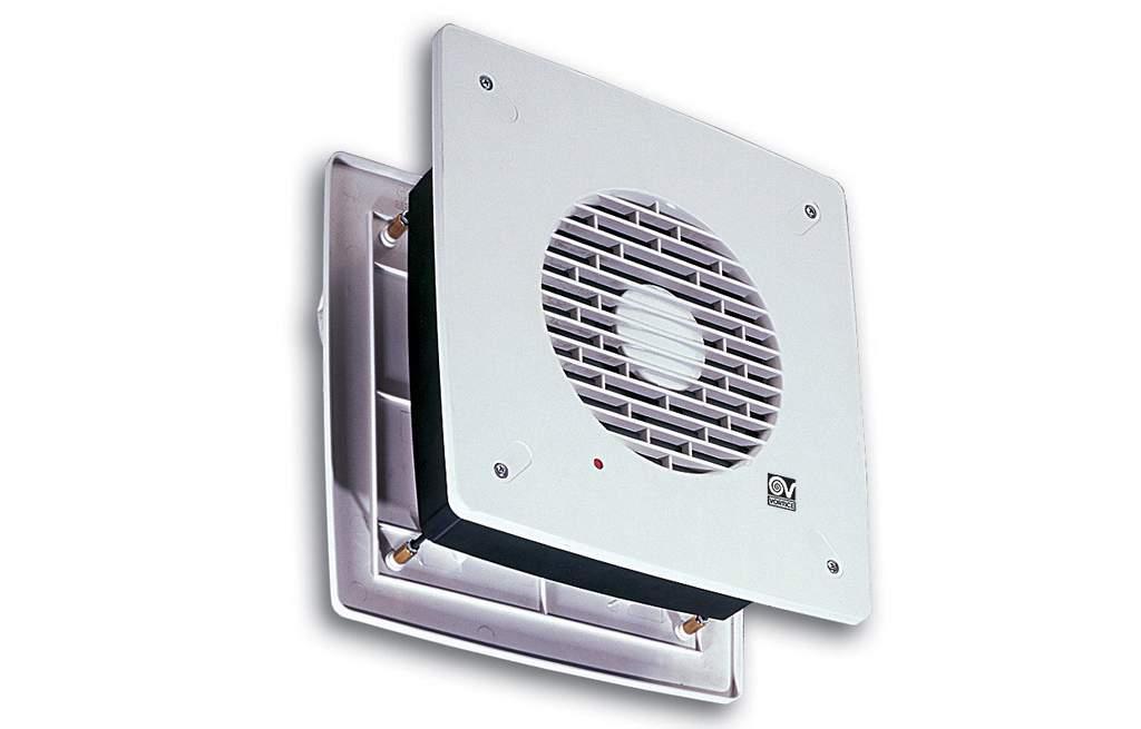 Вентилятор для принудительного воздухообмена