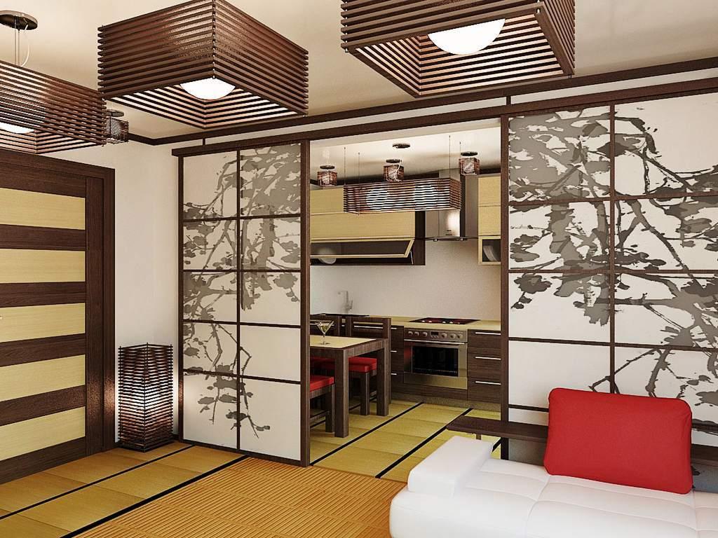 Выбираем стиль дизайна квартиры-студии