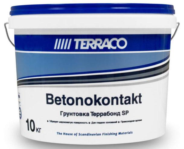 """Грунтовка """"Бетоноконтакт"""""""