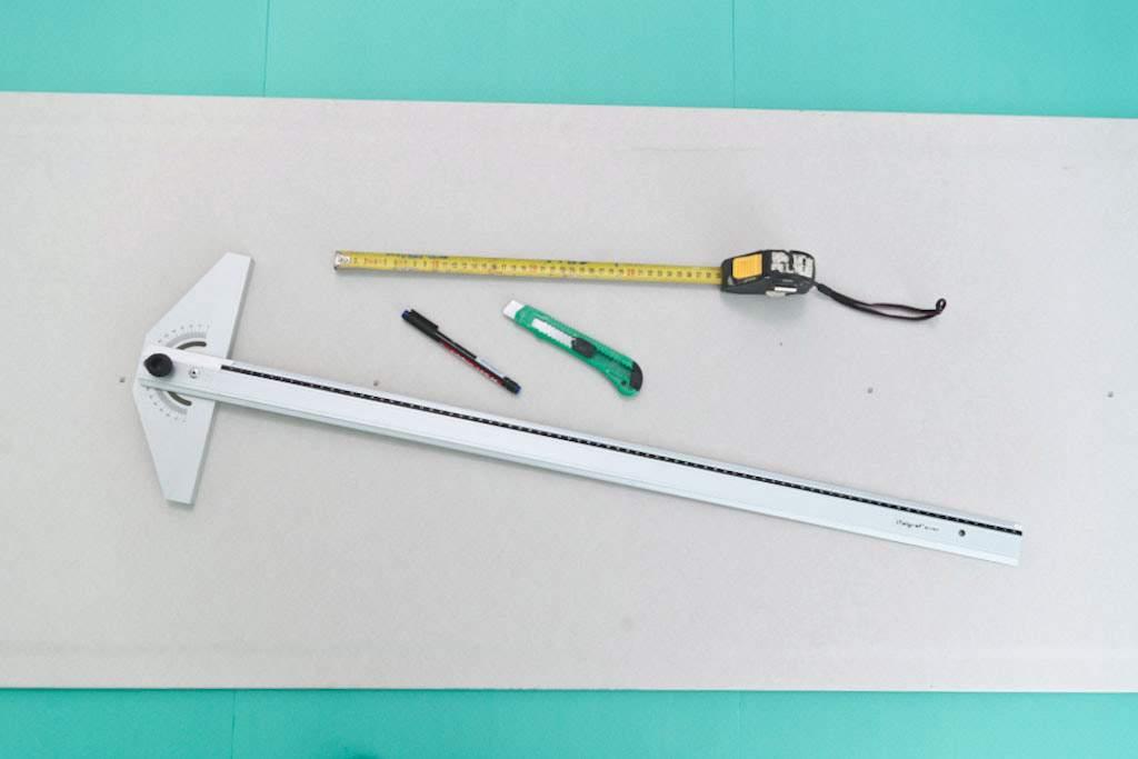 Инструменты для резки гипсокартона