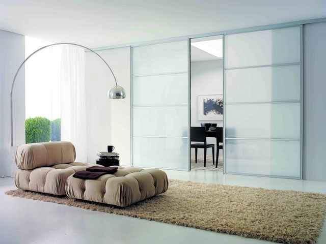 Двери со стеклом матолюкс