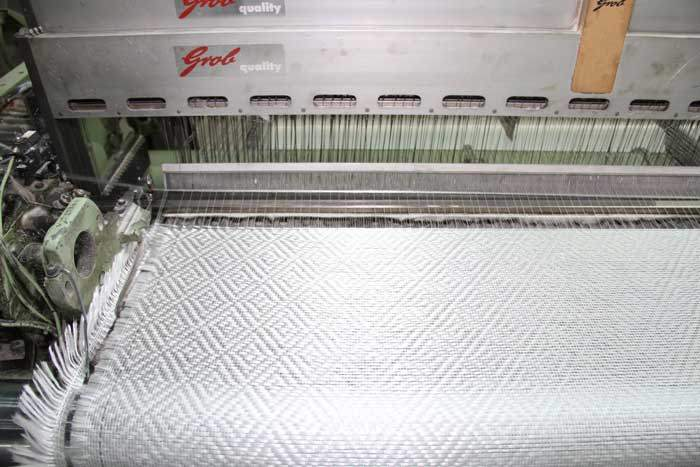 Производство стеклообоев