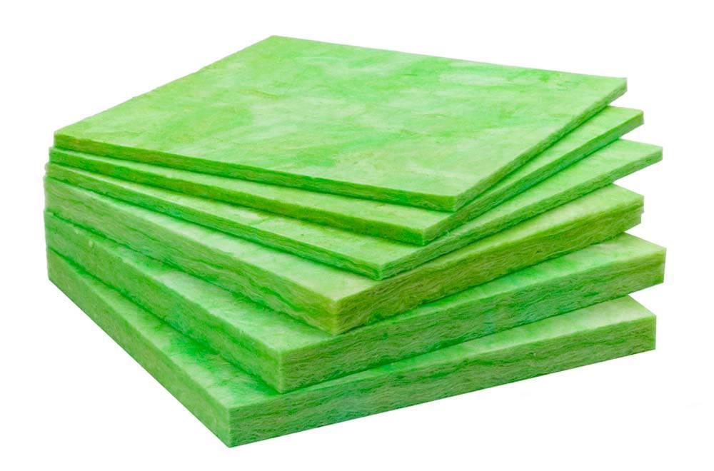 Звукоизолирующие панели из минеральной ваты