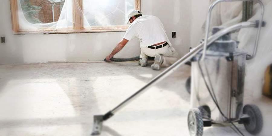 Делаем уборку квартиры после ремонта