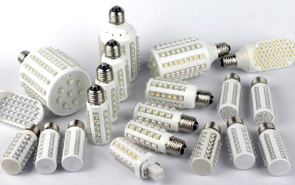 Суперэкономичные энергосберегающие лампы со светодиодами