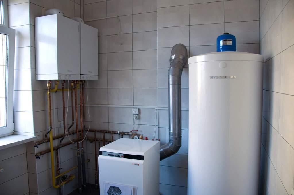 Индивидуальное газовое отопление в квартире
