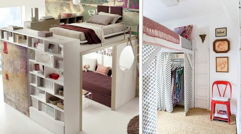 Идеи для интерьера маленькой квартиры