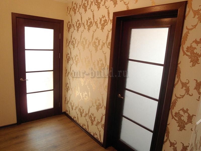 Межкомнатные двери в едином стиле
