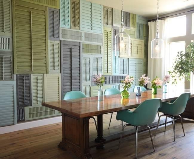 Креативные идеи оформления стен в квартире