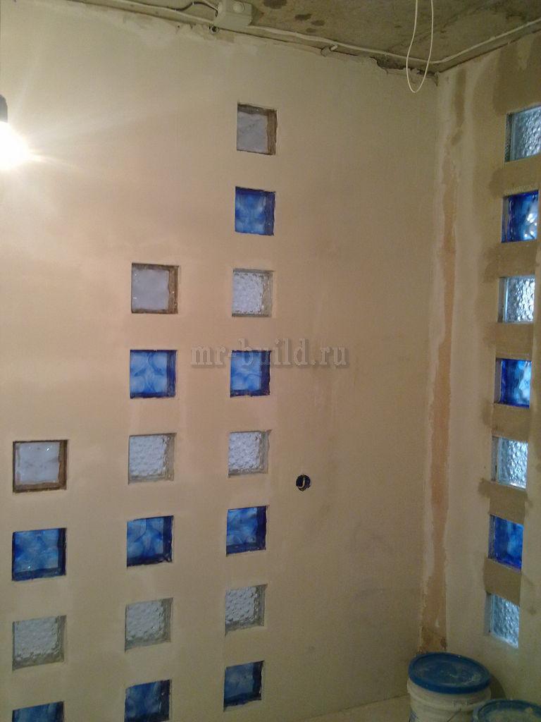 Подготовка стен к декоративной штукатурке