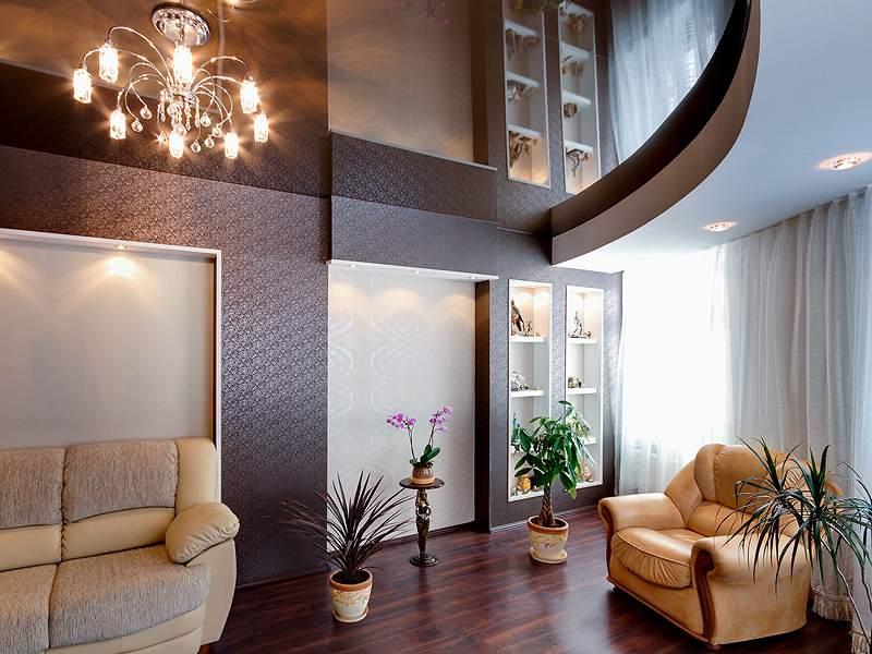 Визуальное увеличение малогабаритной квартиры