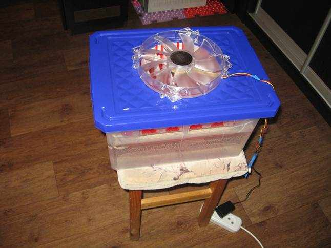 Делаем очиститель воздуха в домашних условиях