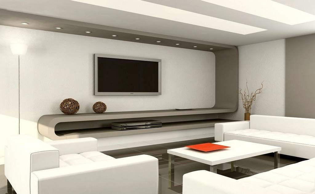 Мебель в конструктивизме отличается строгостью цвета и форм