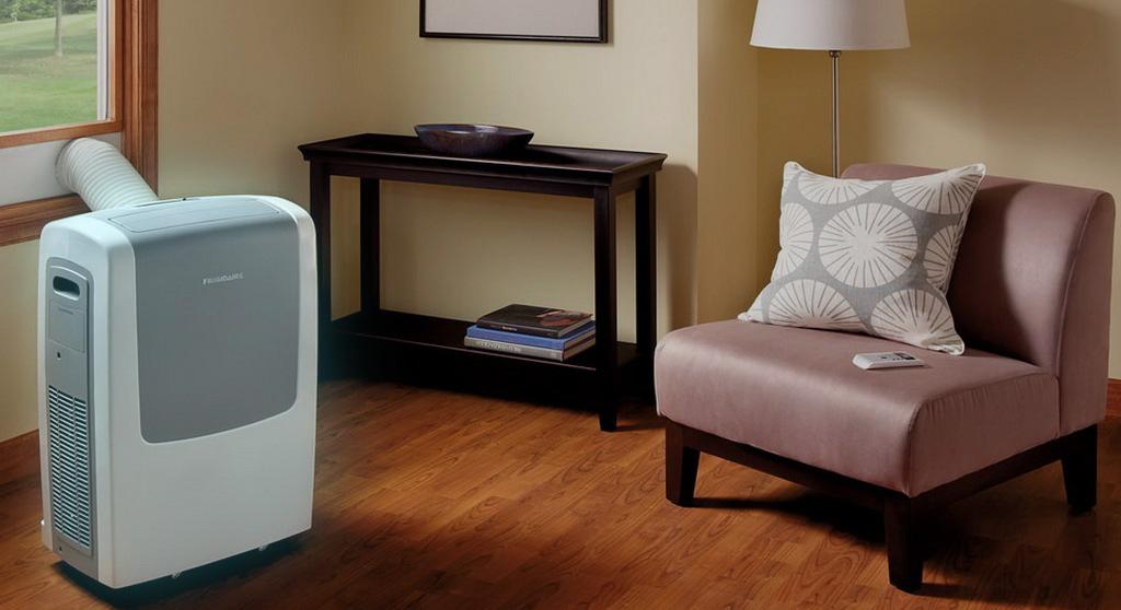 Переносная система кондиционирования воздуха в квартире