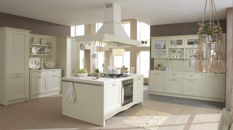 Островок чистого воздуха на кухне