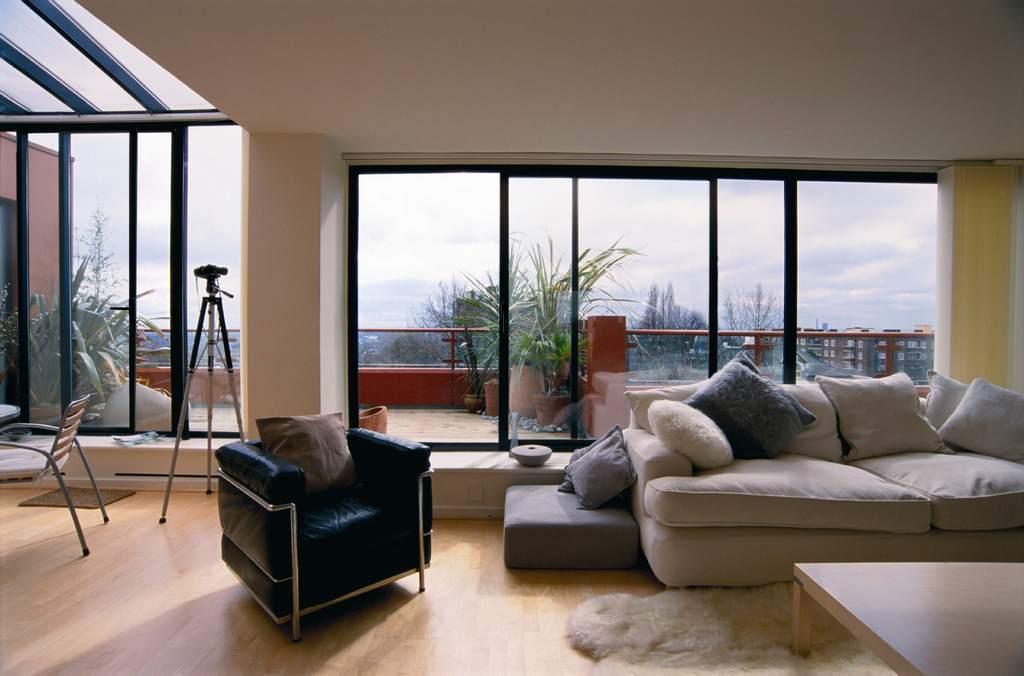 Параллельно-раздвижные панорамные окна