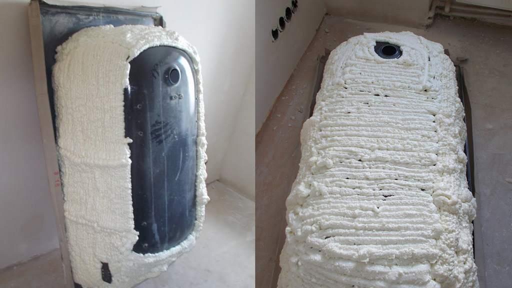 Снижаем уровень шума в ванной комнате