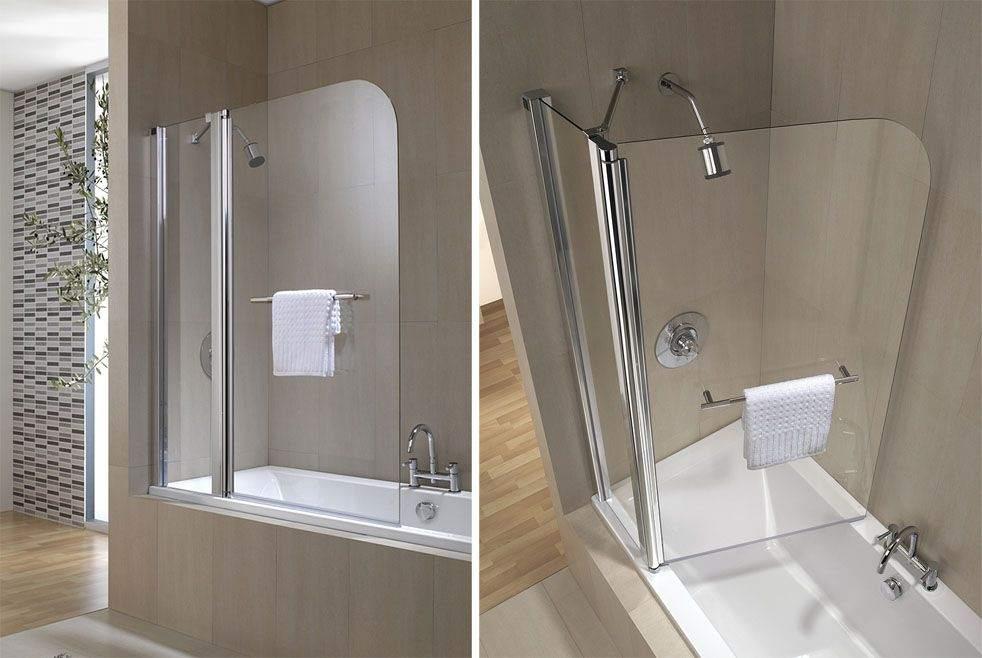 Стеклянная перегородка в ванную комнату - это стильно и функционально