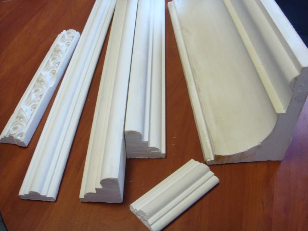 Разновидности багетов для потолка