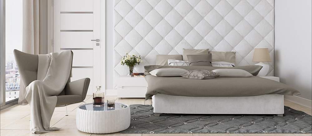 Создаем уникальное оформление спальни