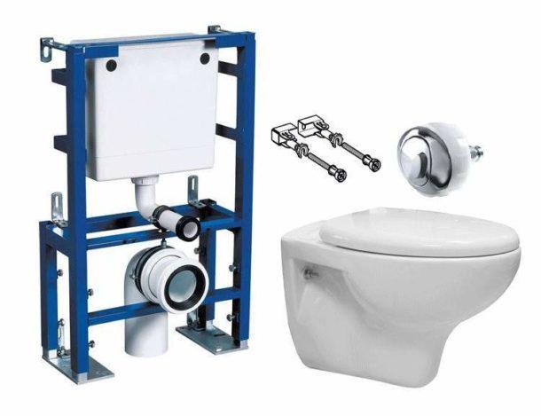 Готовим необходимые для установки инструменты и материалы