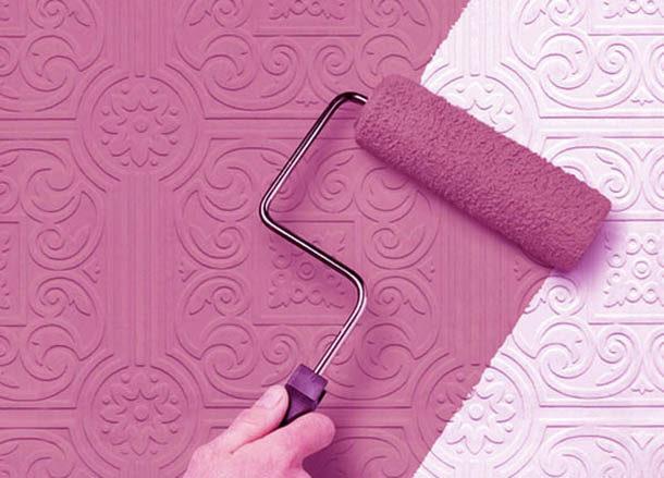 Узнать, нужно ли грунтовать обои под покраску, поможет инструкция производителя