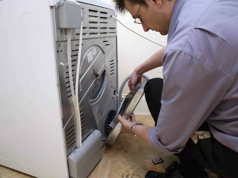 Устанавливаем стиральную машину-автомат правильно