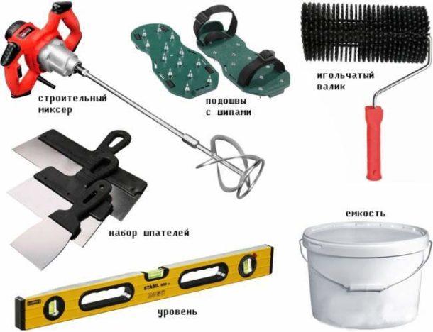 Для воплощения идей нам понадобятся специальные инструменты и материалы