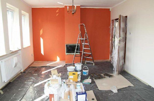 Косметический ремонт коснется только отделки комнат, потому не потребует слишком больших вложений