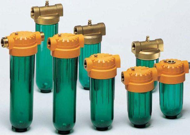 Магистральные модули предназначены для фильтрации всей воды, поступающей в жилище
