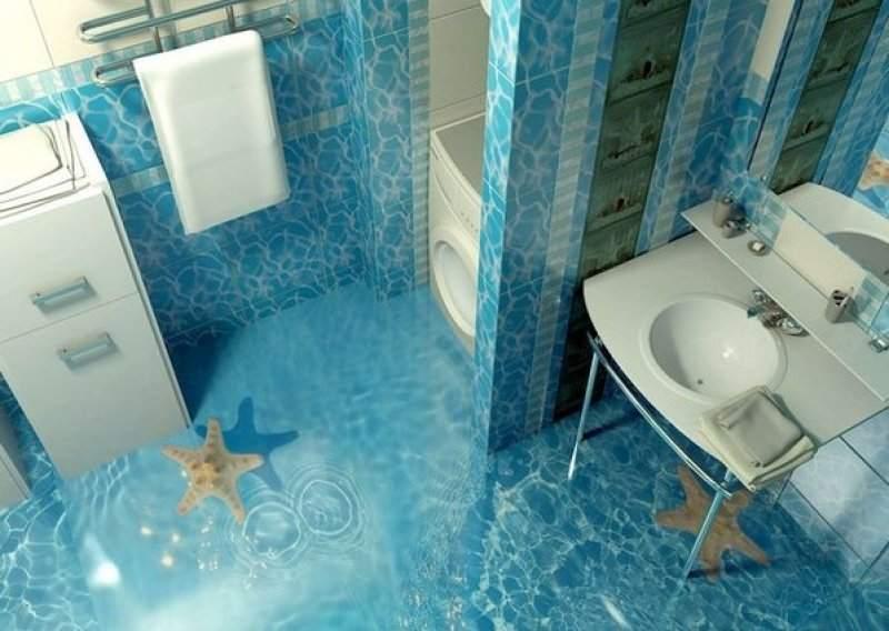 3d наливные полы в ванную гидрофобизатор тип ром у
