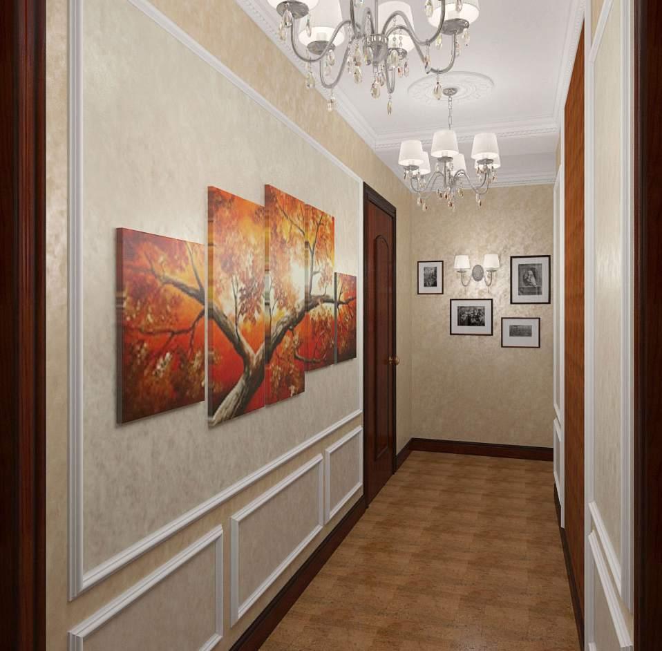 фото картины для коридора