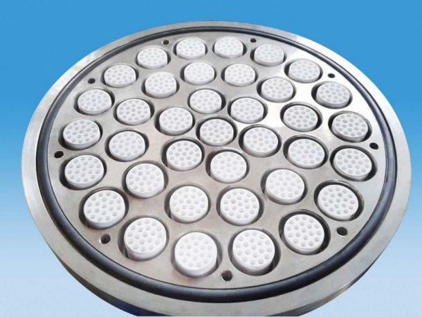 Система фильтрации на керамической основе безопасна и долговечна