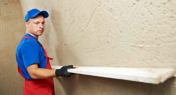 Визуальное выравнивание стен поможет сэкономить время и деньги