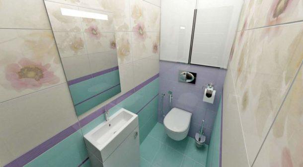 Стоимость ремонтных работ в туалете зависит от его площади, исходного состояния и желаемого результата
