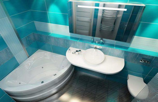Рассчитываем, в какую сумму обойдется ремонт ванной и туалета