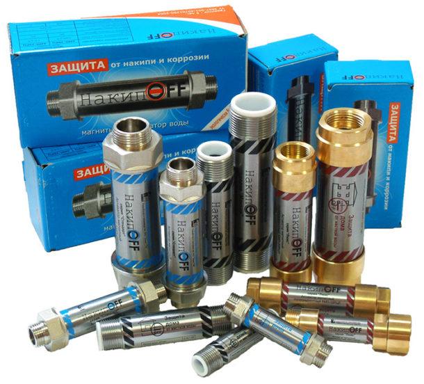 Разновидности фильтрующих устройств на основе магнита