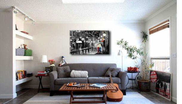 Выбираем картину для интерьера квартиры