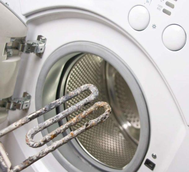 Установка очистителя избавит от множества проблем при использовании стиральной машины