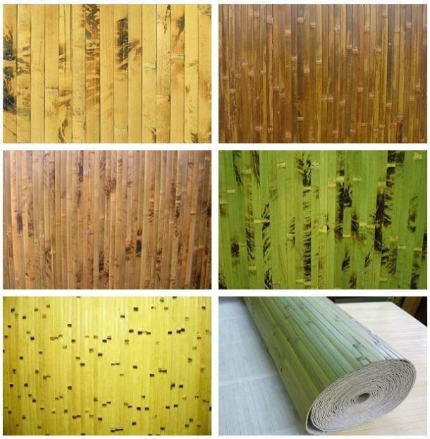 Бамбуковые экообои