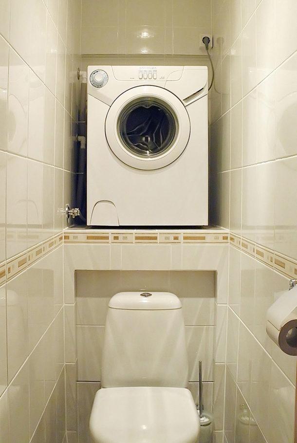 Отличная идея экономии пространства в маленькой квартире