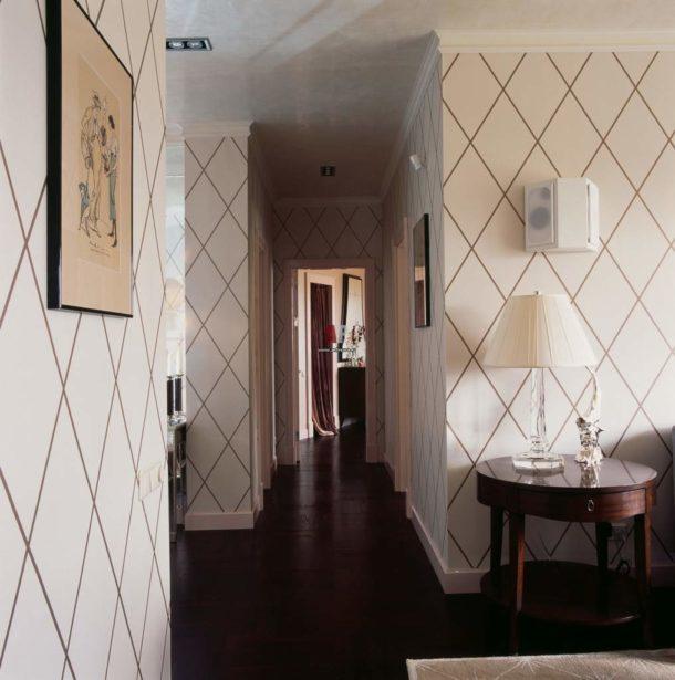 Простое и элегантное решение для коридора