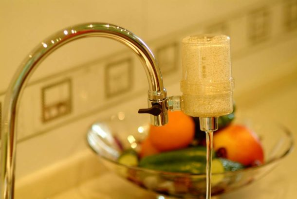Выбираем фильтр-насадку для очистки воды