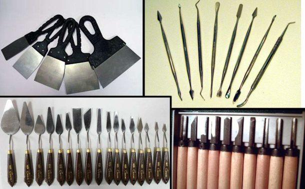 Для создания собственных шедевров пригодятся специальные инструменты