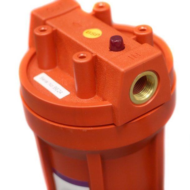 Магистральный фильтр для горячей воды