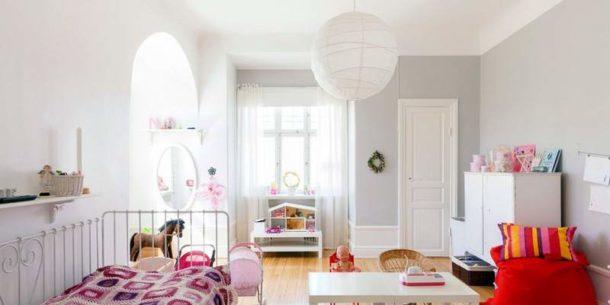 Мебель для детской в скандинавском стиле