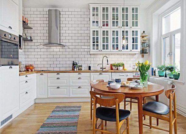 Мебель в скандинавском интерьере