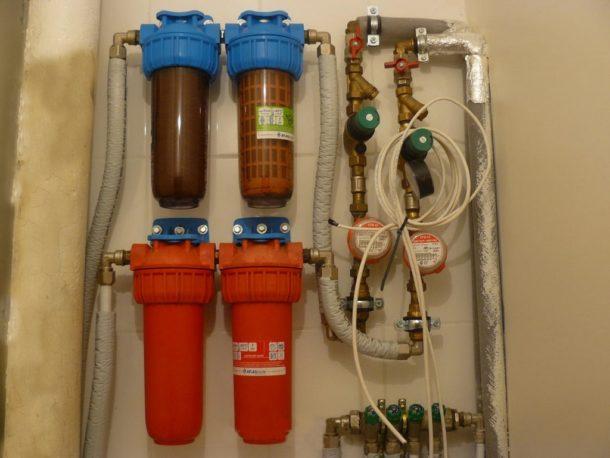 Системы фильтрации горячей воды выполняют несколько важных функций