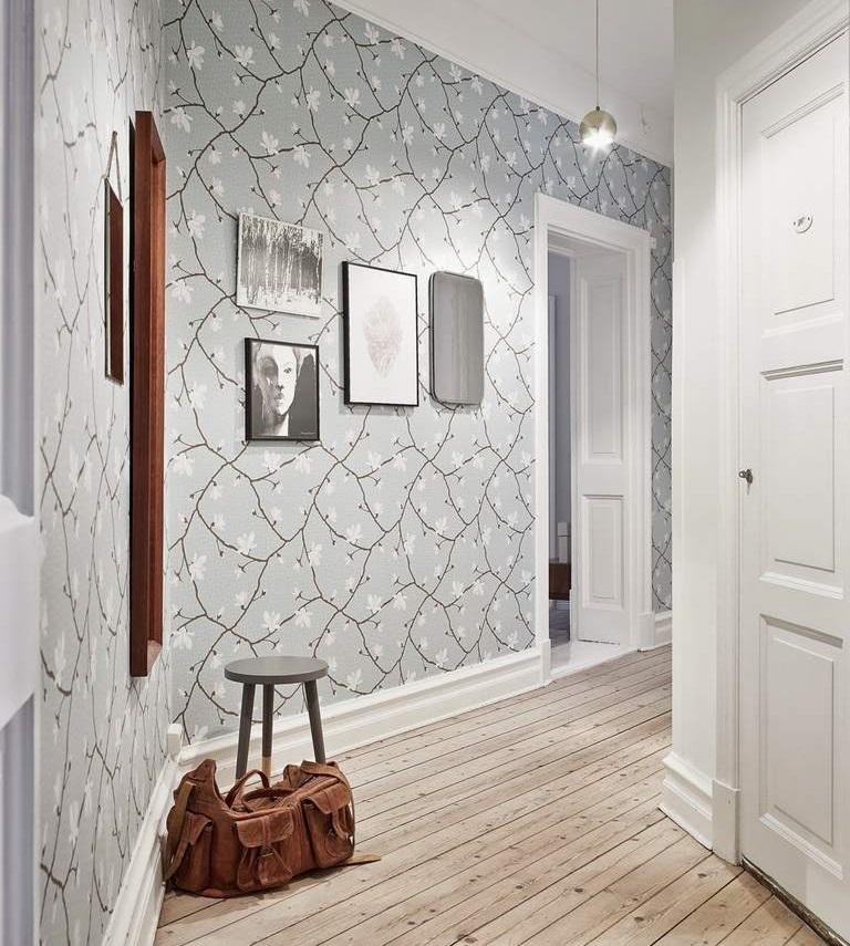 обои фото для коридора в квартире